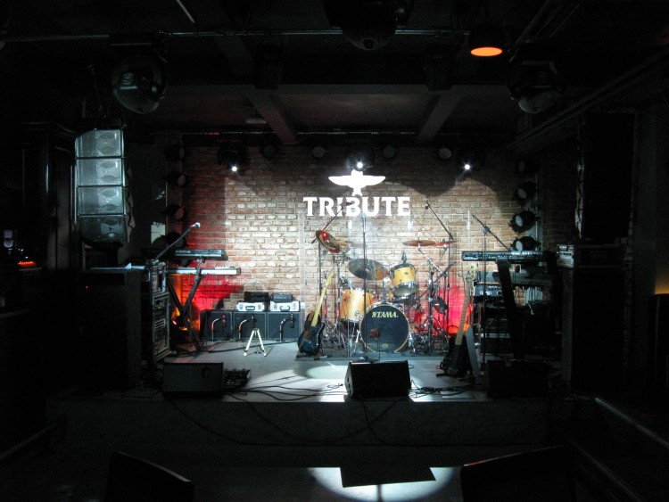 Tribute Club, București